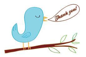 bird thankyou