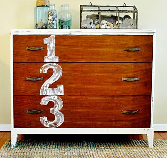 123 Dresser Front II