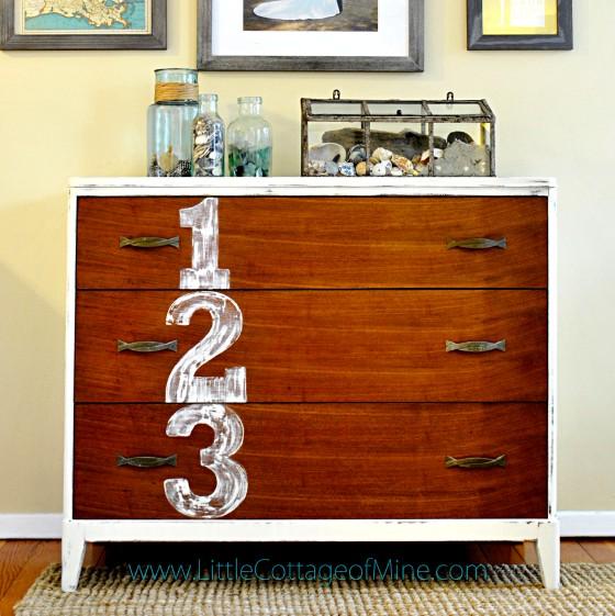 123 Dresser Front